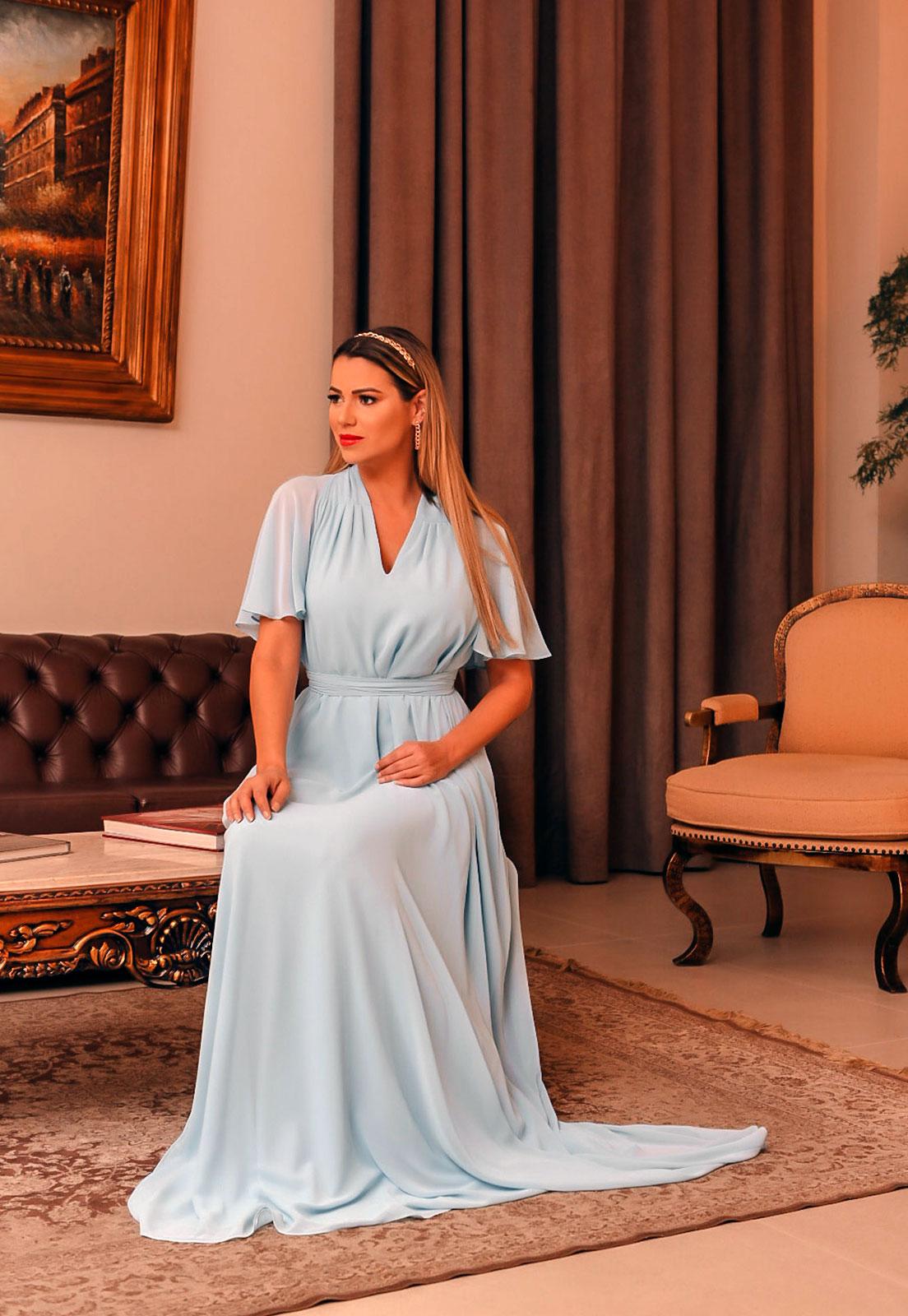 vestido de madrinha serenity