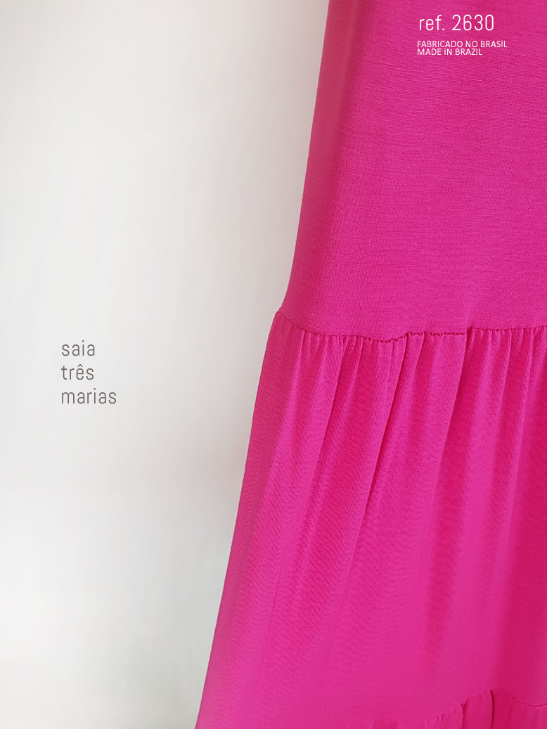 vestido maxi pink