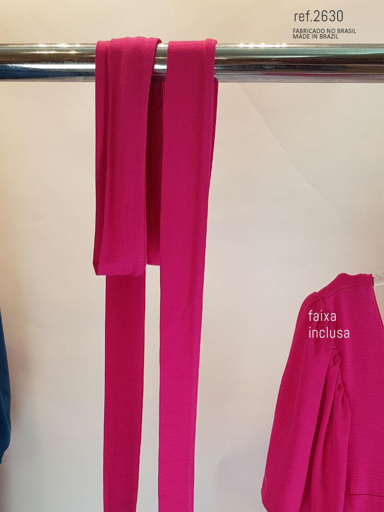 vestido pink com manguinha