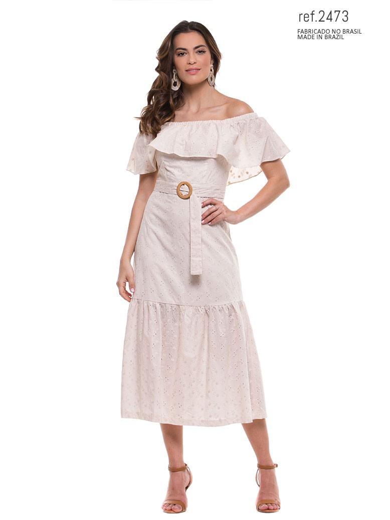 loja de vestido online com vestido voal