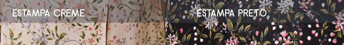 cores do vestido estampado midi