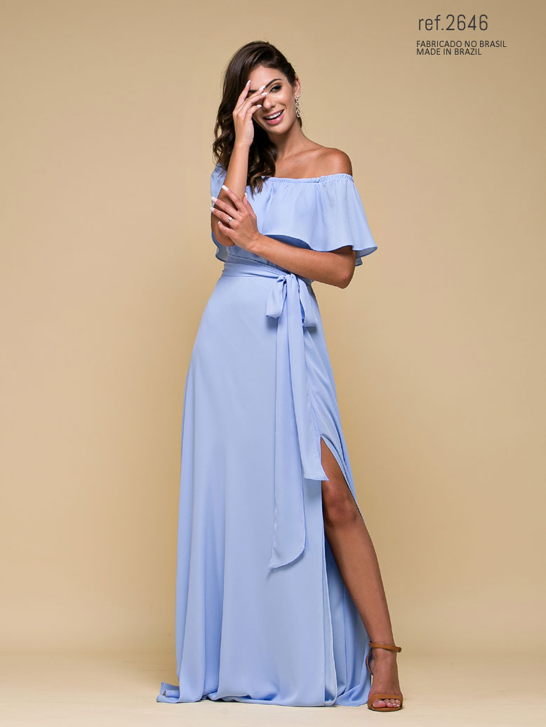 Vestido Serenity  - Ref. 2464