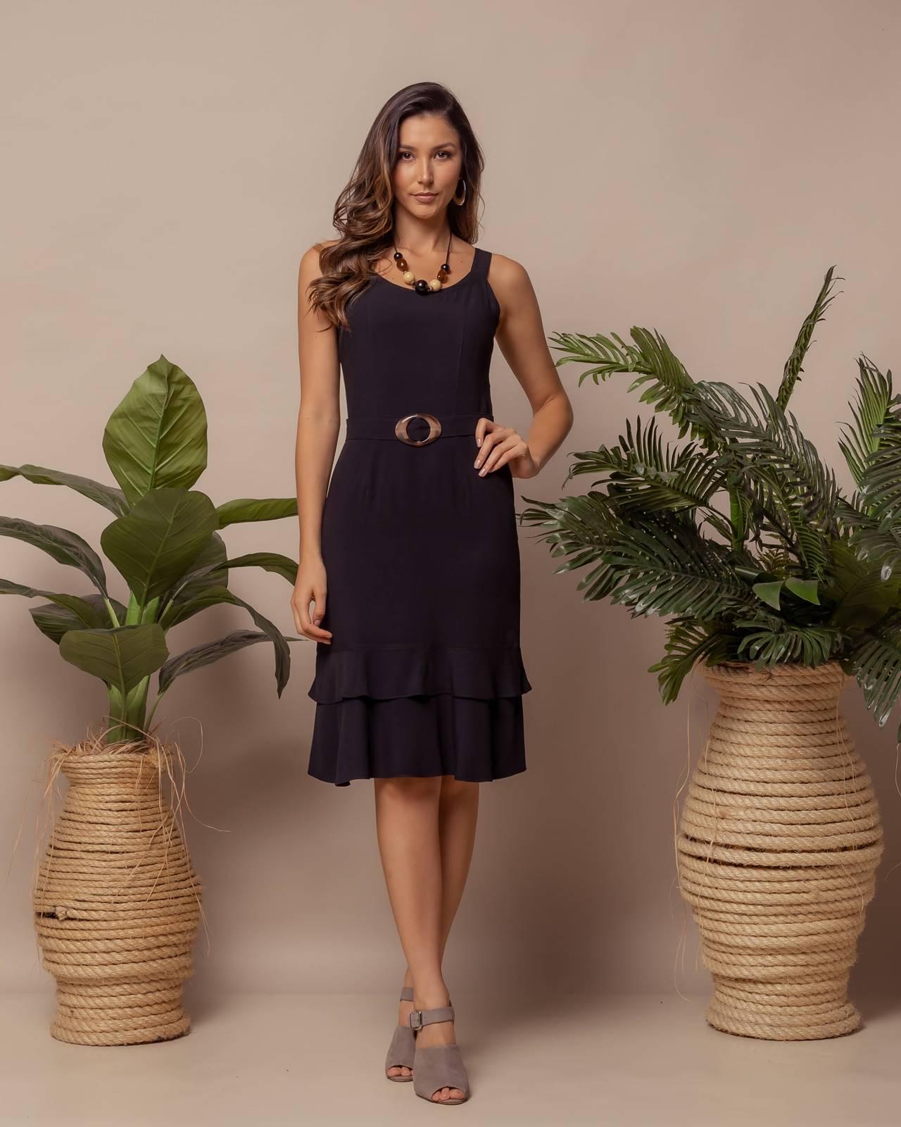Vestido social  Ref. B3620
