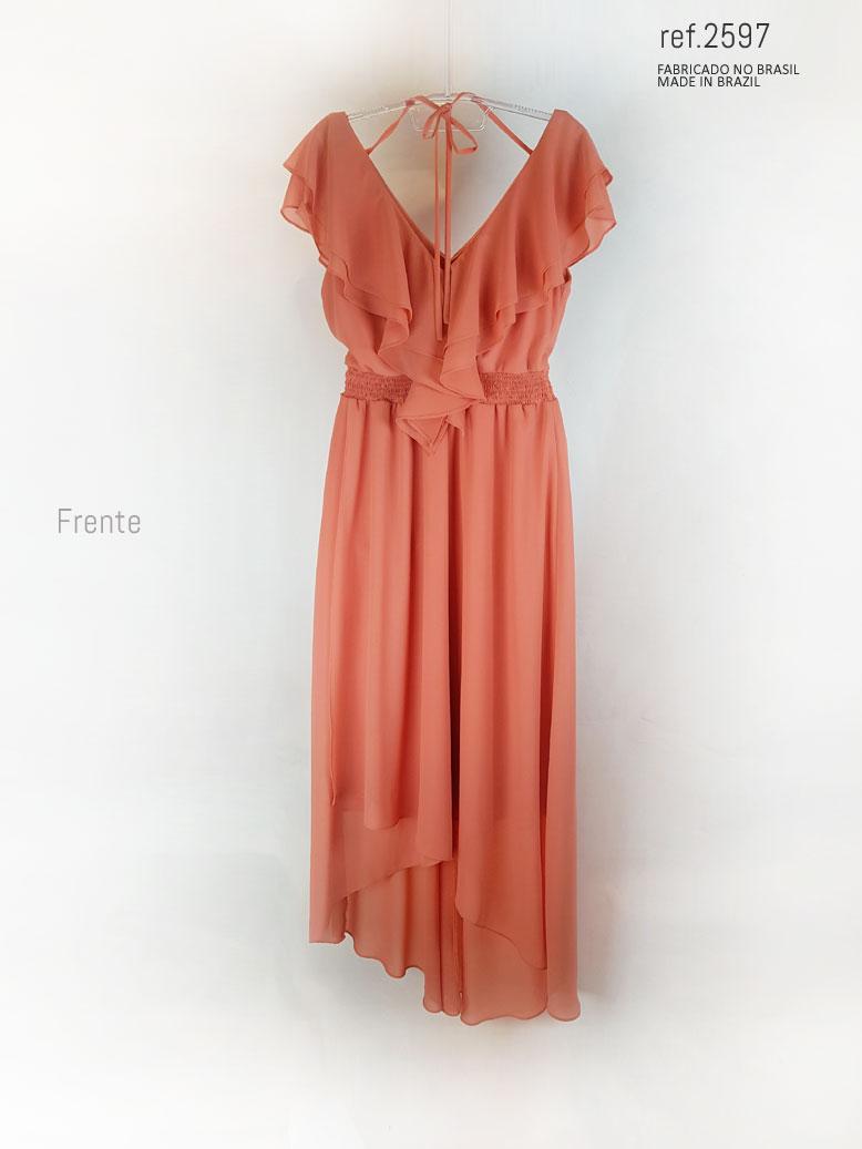 vestido mallet