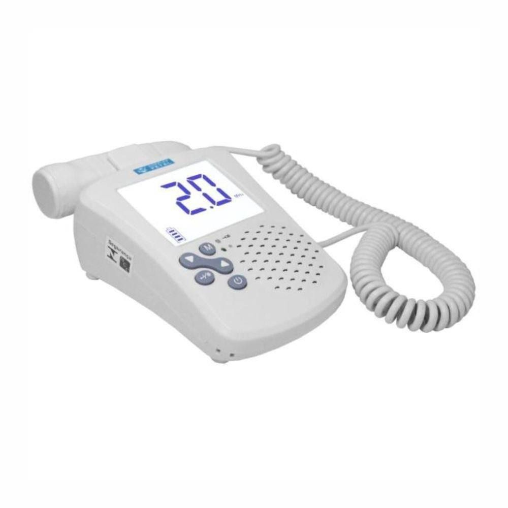 DOPPLER FETAL MD DIGITAL DE MESA COM LCD FD-300D