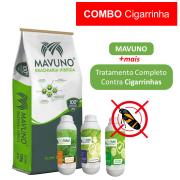COMBO 5 Sacas MAVUNO VC76 5kg + Tratamento Contra Cigarrinha