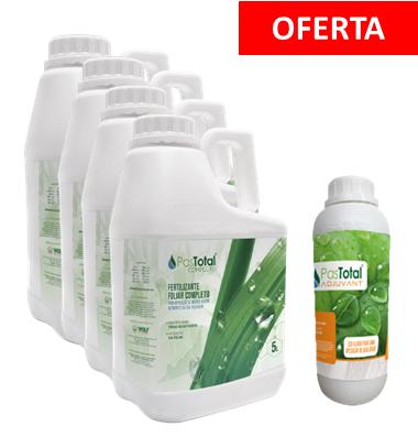 COMBO 20L Fertilizante Pastotal Completo + 1L Adjuvante