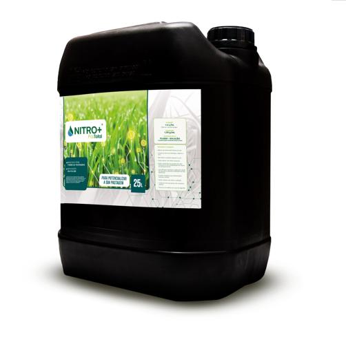 Fertilizante Foliar Para Pasto Pastotal Nitro+ 25L