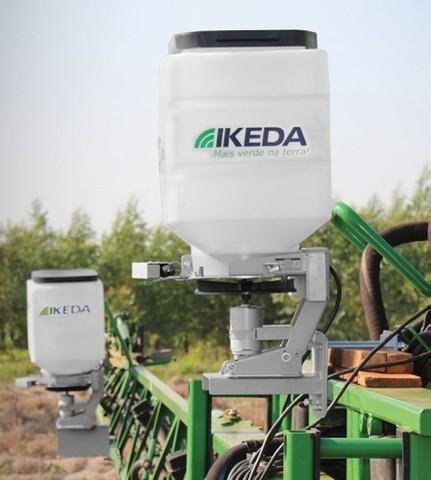 Semeadora e Adubadora 60 Litros MS60 CR F15 - IKEDA