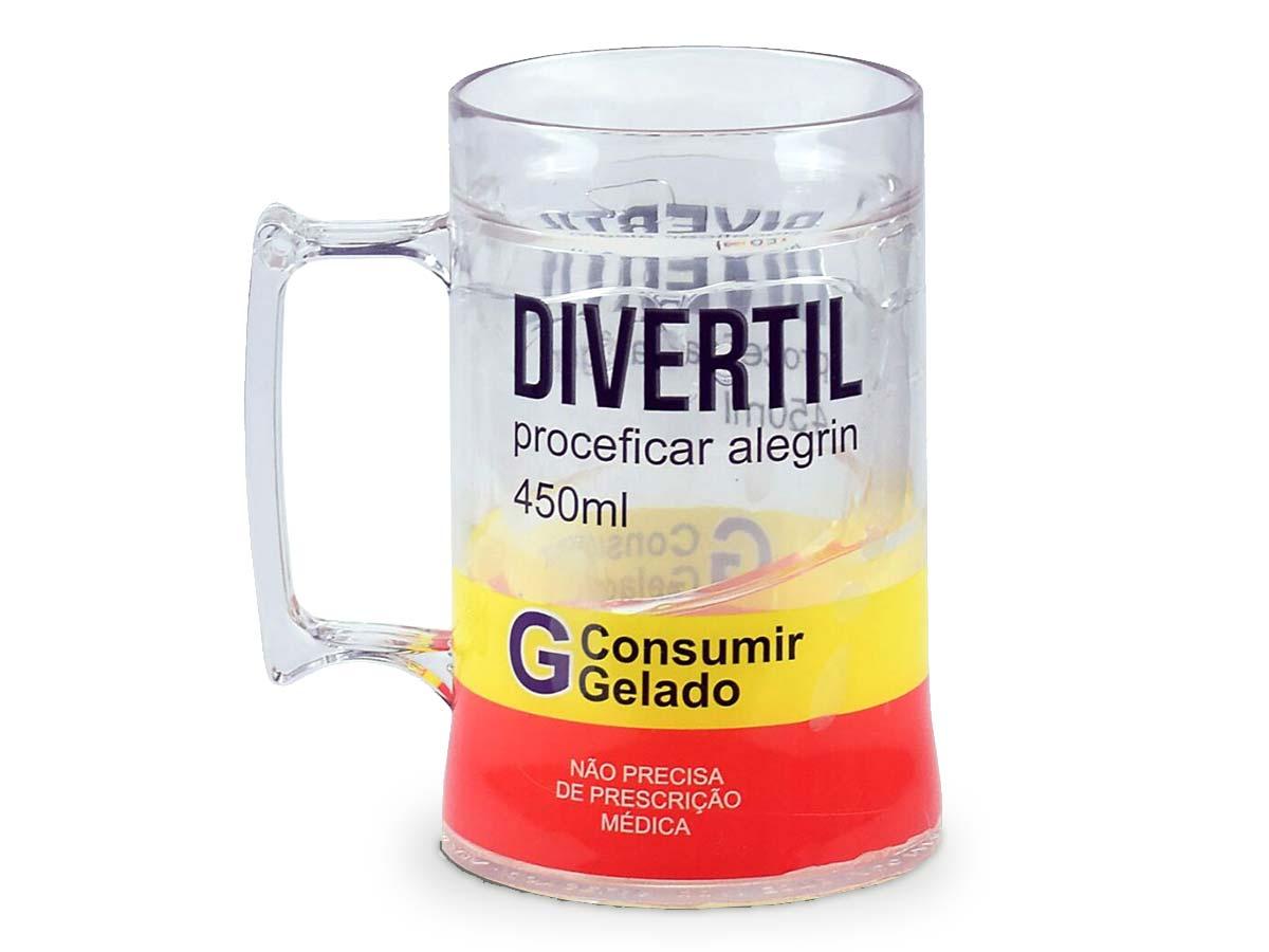 Caneca Personalizada Cerveja - Divertil