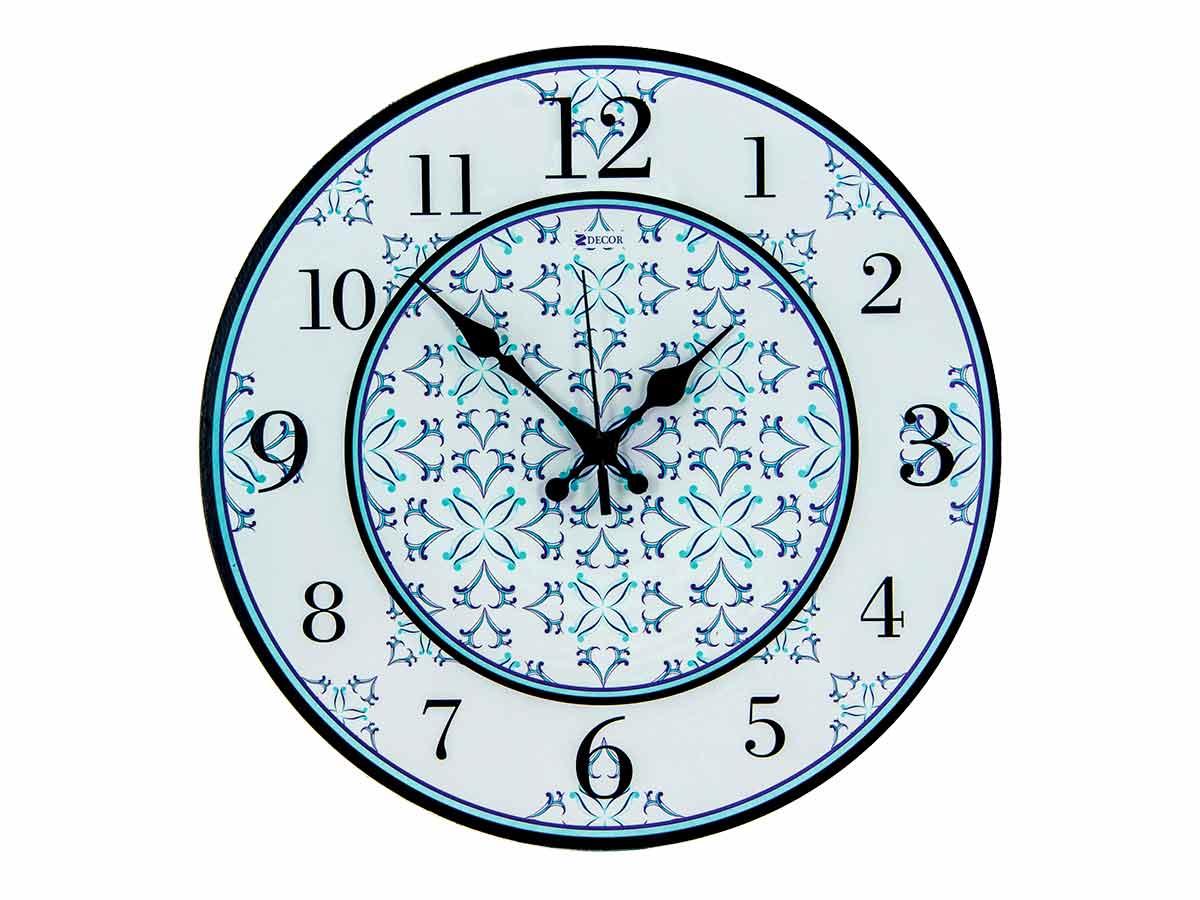 Relógio de Parede MDF - Inspiração - 33, 5 cm