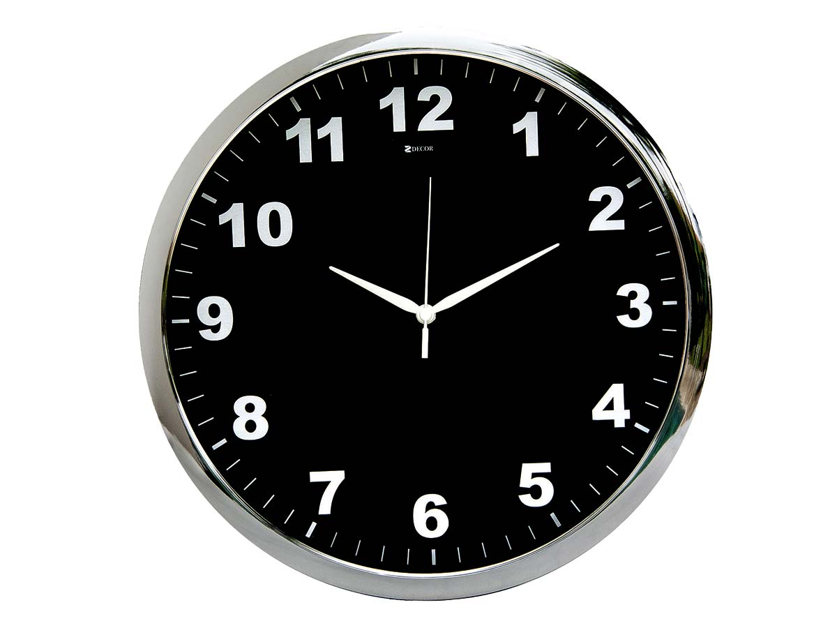 Relógio de parede Moderno - 39,5 cm
