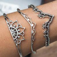 Bracelete Arabescos Indiano
