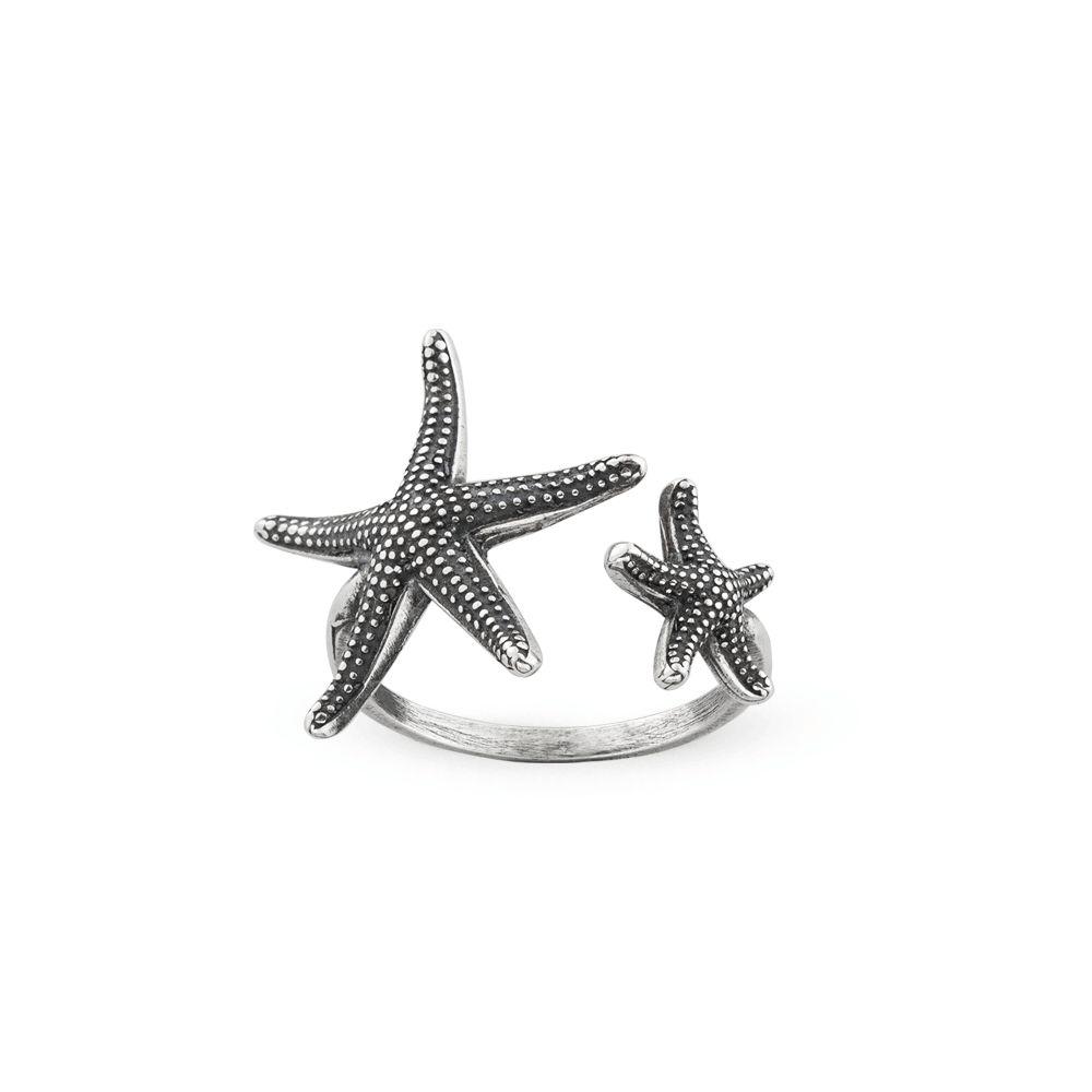 Anel Regulável Estrela do Mar