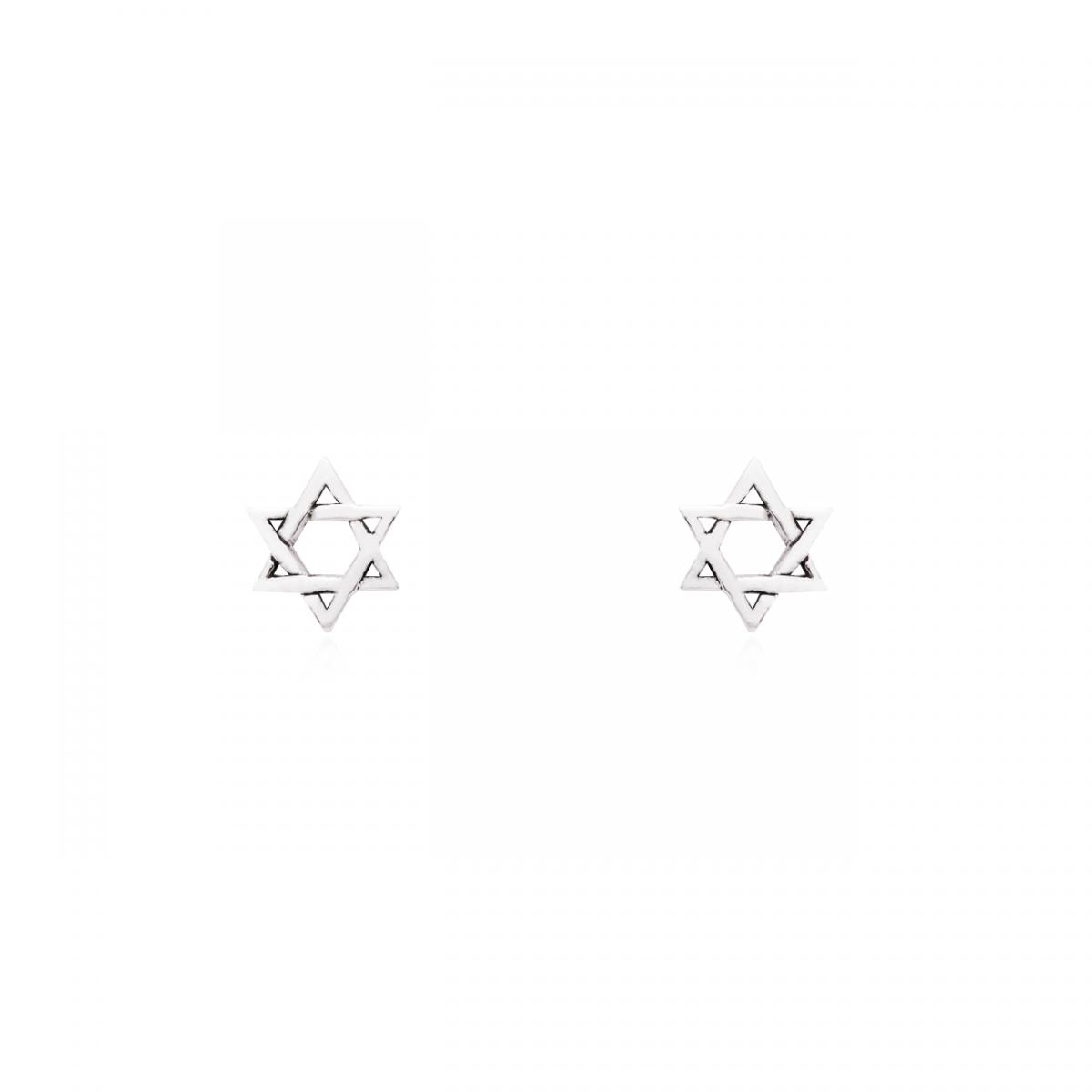 Brinco Estrela de Davi