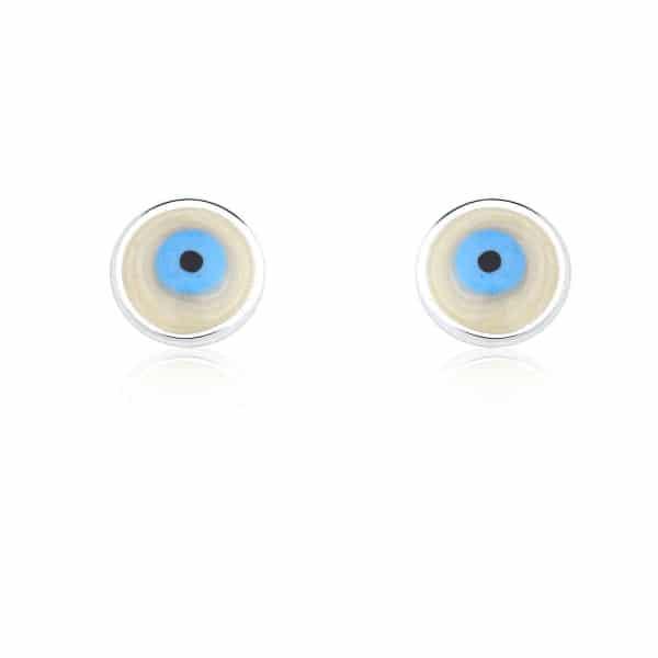 Brinco Olho Grego