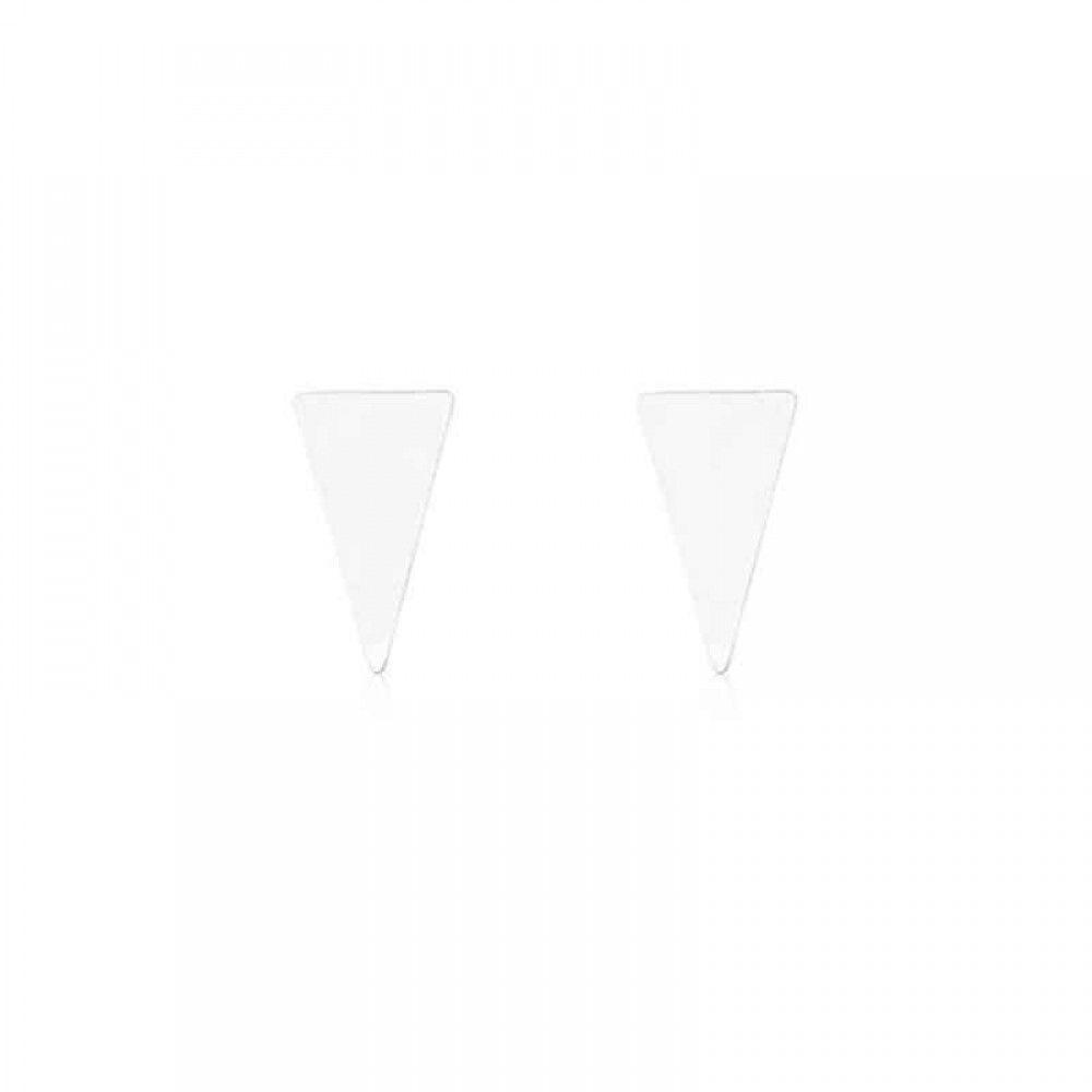 Brinco Triângulo Liso G