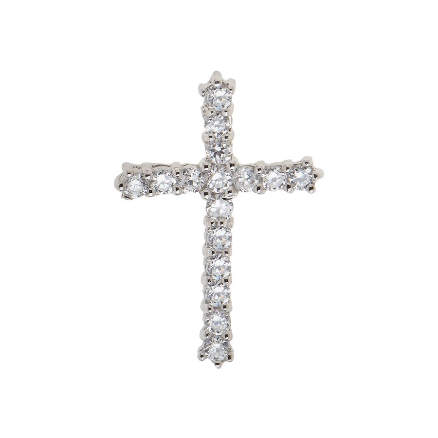 Pingente Crucifixo Cravejados