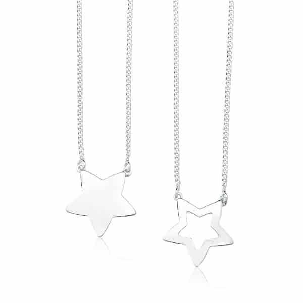 Escapulário Estrelas