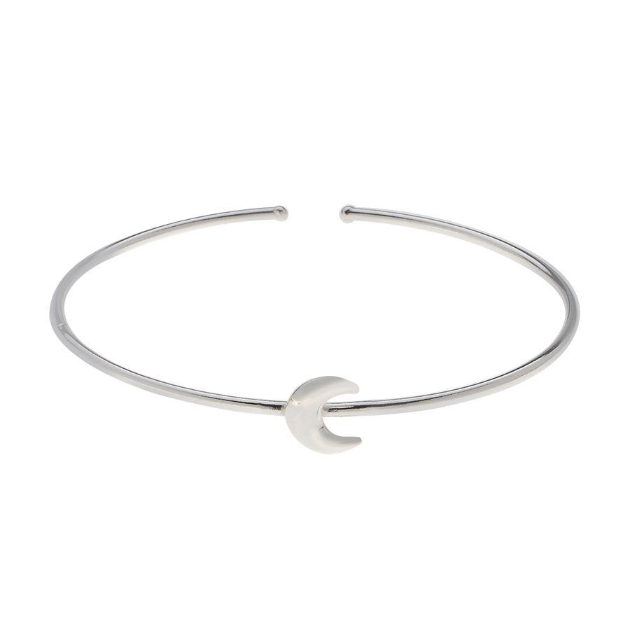 Bracelete Aberto Mini Lua