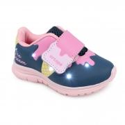 Tênis Bebê Ortopé DNA Light 2199040 Menina