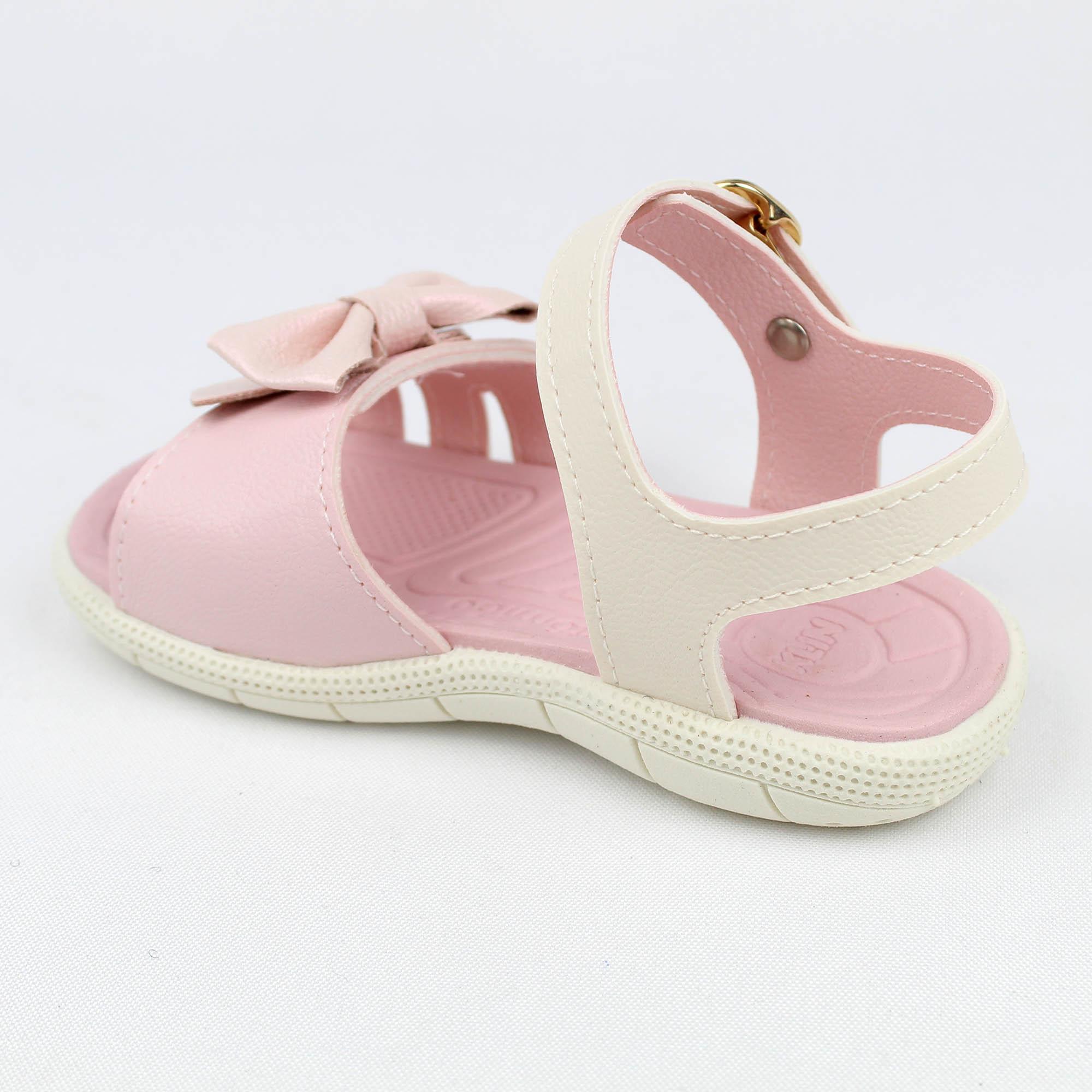 Sandália Bebê Klin Tic Tac 171.160 Menina
