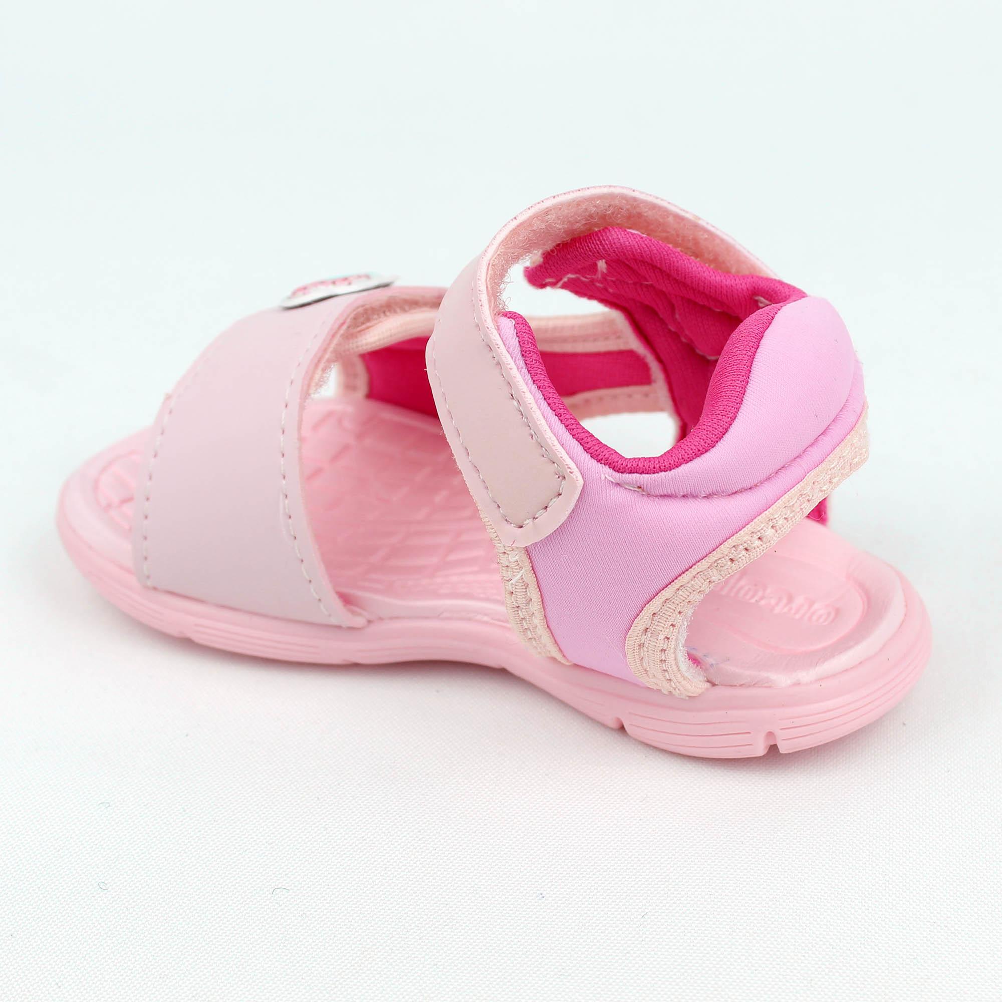 Sandália Bebê Ortopé Brincadeira 237062 Menina