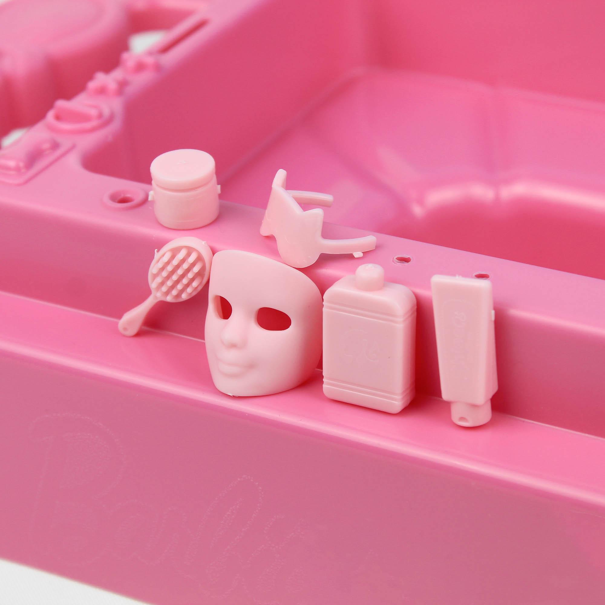 Sandália Infantil Grendene Barbie Spa