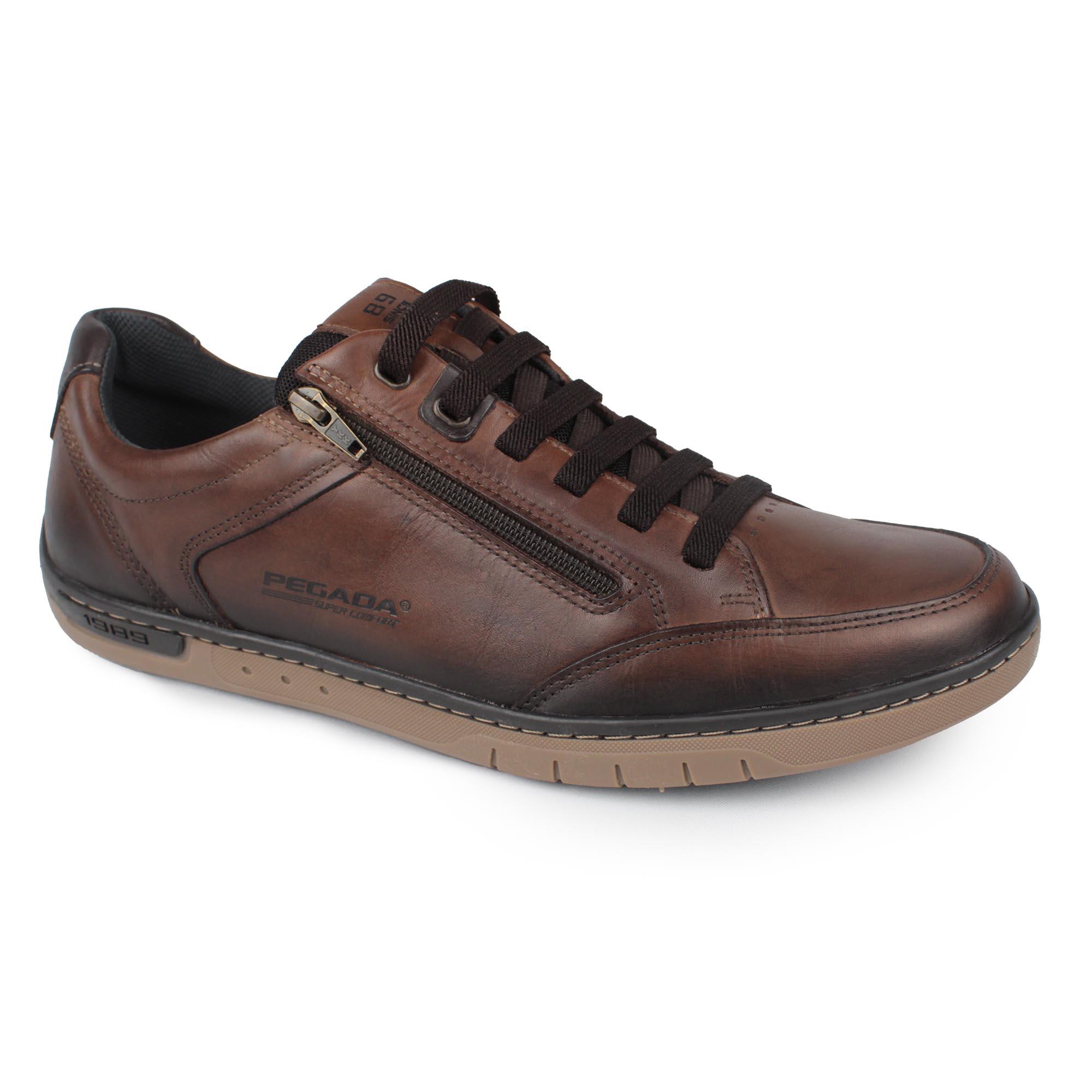 Sapatênis Masculino Pegada Plus Size 517412