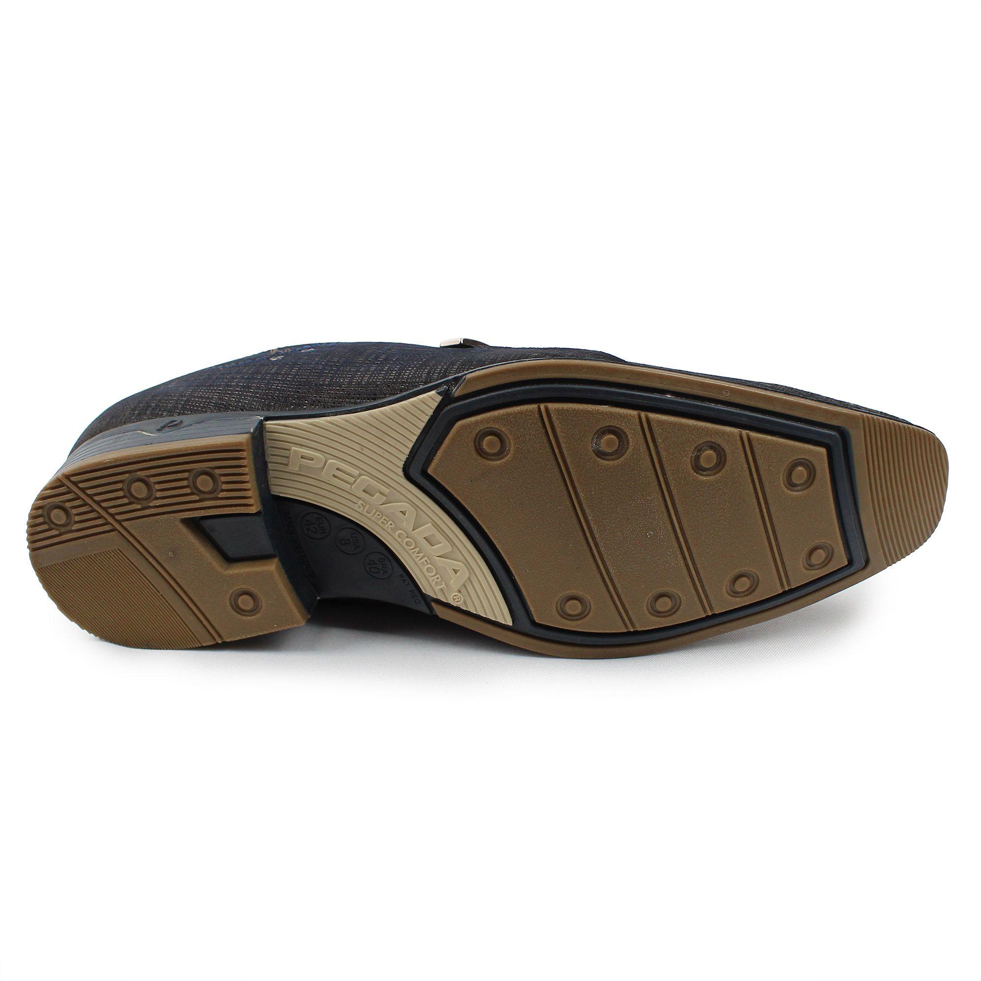 Sapato Masculino Esportivo Pegada 122243