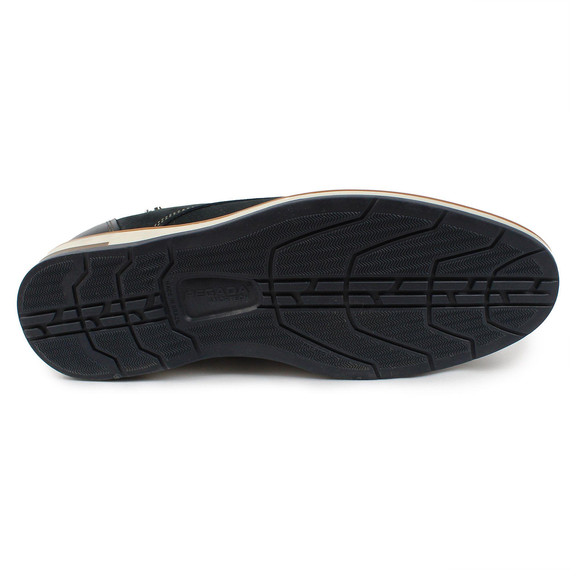 Sapato Masculino Esportivo Pegada 125101