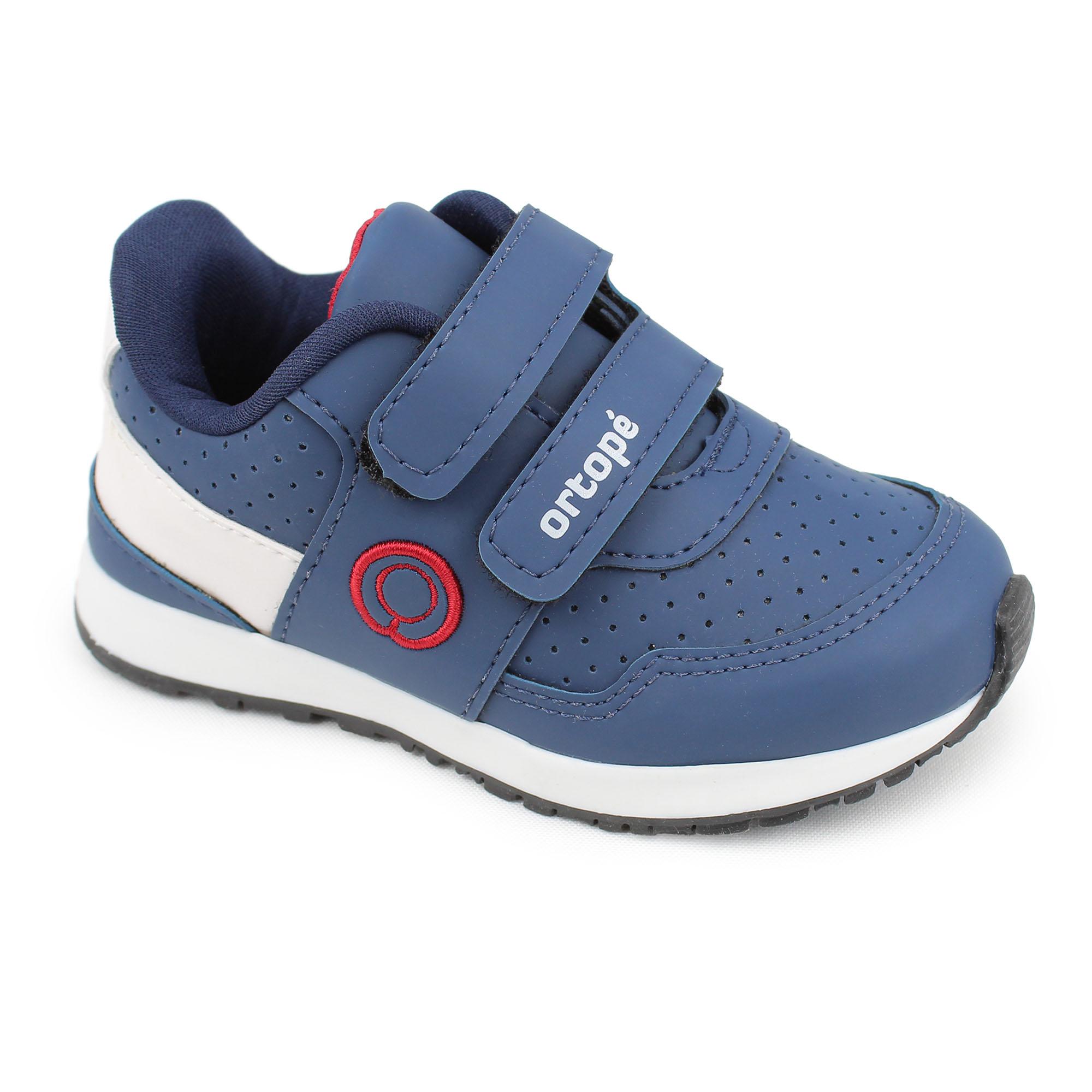 Tênis Bebê Ortopé Jogger Jr. 23170013 Menino