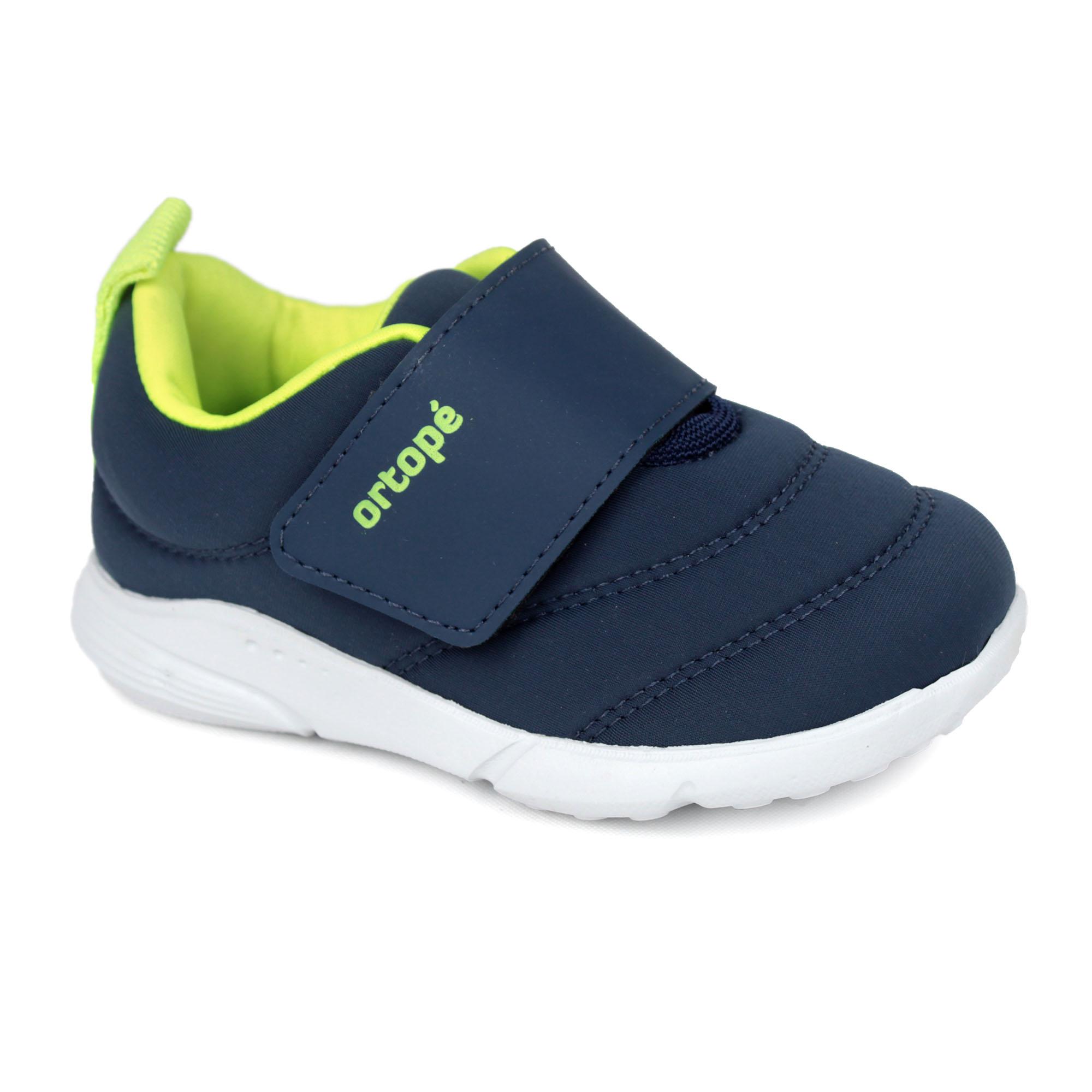 Tênis Bebê Ortopé Sport Menino 22650036