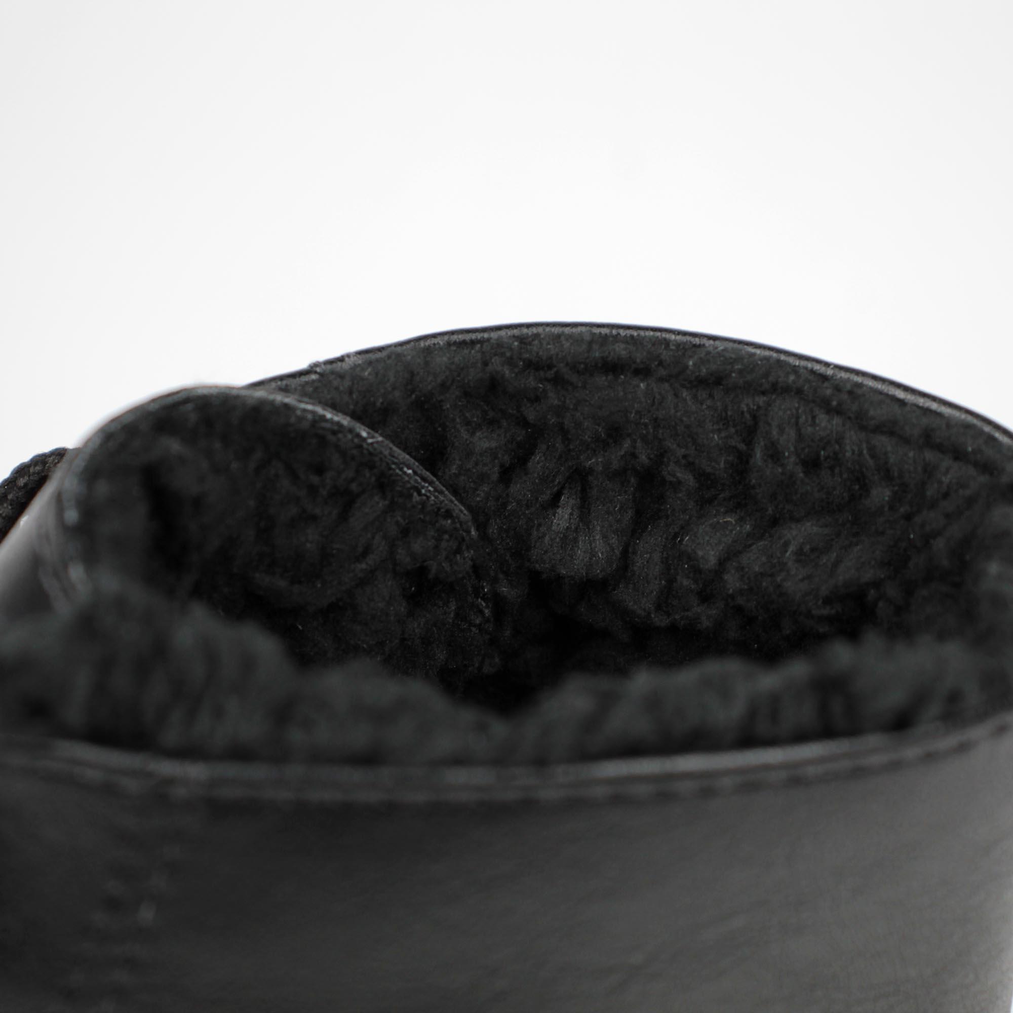 Tênis Botinha Feminino Forrado com Lã Via Marte 21-4XII