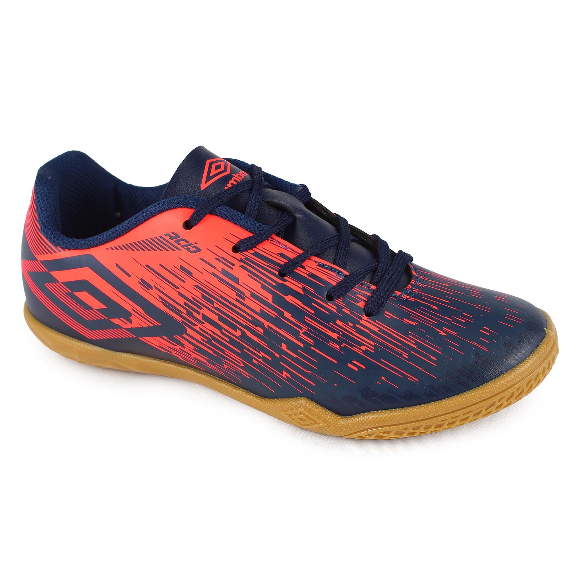 Tênis Masculino Futsal Umbro Acid II