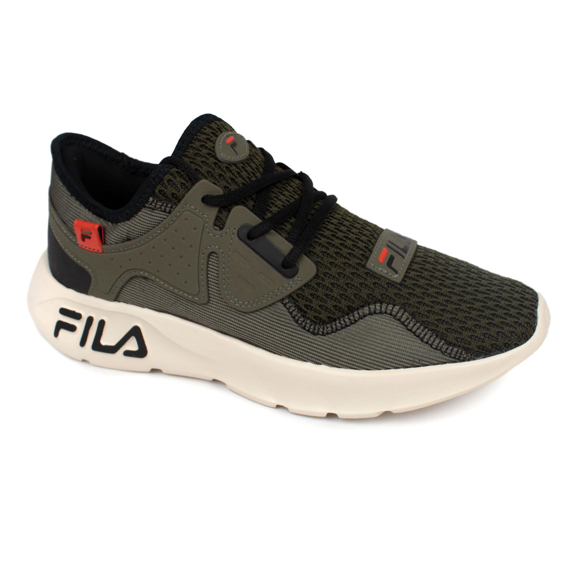 Tênis Masculino Fila Iconic F01ST004027