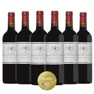 Bordeaux Supérieur Château Lacombe Cadiot 6 Garrafas