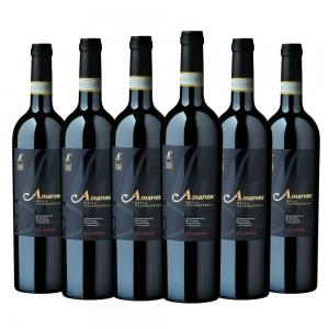 Caixa com 6 garrafas - Vinho Amarone La Giaretta Classico 2019