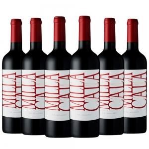 Caixa com 6 garrafas - Vinho Milla Cala 2017