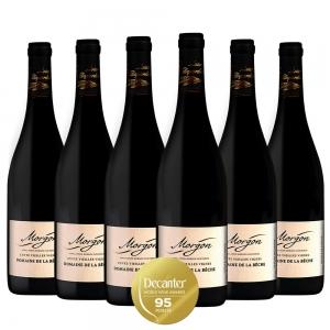 Caixa com 6 garrafas - Vinho Morgon Domaine de la Béche Cuvée Vieilles Vignes