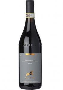 Vinho Barbaresco Asili Cá del Baio 2011  RP 95