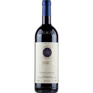 Vinho Bolgheri Sassicaia 2014