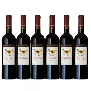 Vinho Casa Ferreirinha Papa Figos Douro 6 Garrafas