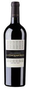 Vinho Collezione Cinquanta San Marzano