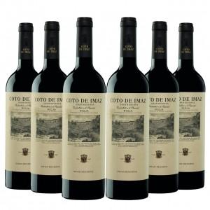 Vinho Coto de Imaz Gran Reserva 6 Garrafas