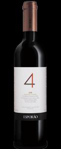 Vinho Esporão Quatro castas tinto