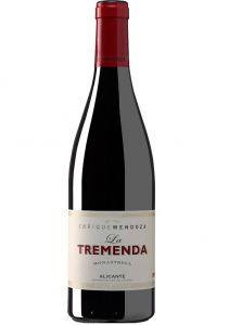 Vinho La Tremenda Monastrell 2017