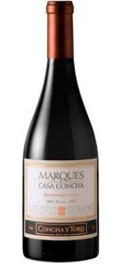 Vinho Marques de Casa Concha Pinot Noir
