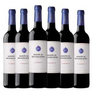Vinho Monte da Ravasqueira Classico | 6 Garrafas