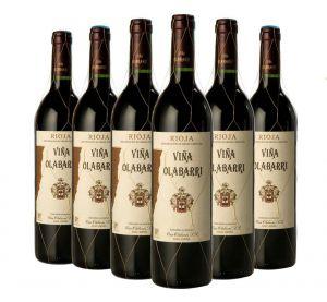 Vinho Olabarri Gran Reserva Rioja | 6 Garrafas